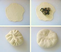Nook & Pantry - A Food and Recipe Blog: Egg Dumplings and Stuffed Cakes