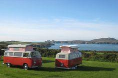 Dub Box Retro Camper Caravan