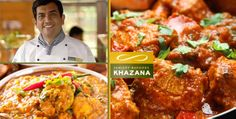 Pay AED 35 and relish anything from a flavour-packed la carte menu worth AED 75 at Sanjeev Kapoor's Khazana – Includes 130 mouth-watering Indian delicacies!