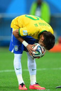 Neymar da Silva Santos Júnior  Inaugural game of the 2014 World Cup  Brazil vs Croatia - June 12, 2014   #wc2014 #worldcup #worldcup2014
