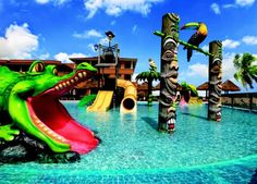 Coolest Kids Clubs Top 10 #Caribbean #vacation #family #kids #travel #Beaches #TurksandCaicos #Ritz #Aruba #Riu Childcare that's included and providers that can be trusted? That's a treat parents may not even be able to get at home! These are the brands and properties you'll definitely want to consider if you want to fully relax, knowing that the kids are safe, entertained, and tuckered out just enough for everyone to sleep tight. For any travel questions send us email to info@familytc.com