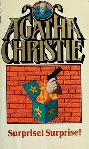 Surprise! Surprise! A collection of Marple & Poirot short stories by Agatha Christie