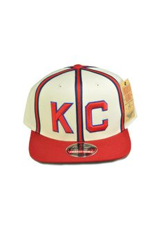 brand new cebad 11583 Negro League Baseball, Snapback Hats, Kansas City, Snapback, Kansas, Baseball  Hats