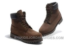 Timberland Roll Top Boots, Timberland Sale, Timberland 6 Inch, Cheap Jordans, Kids Jordans, Jordan Shoes For Kids, Cheap Shoes, Kid Shoes, Brown Boots