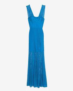 Missoni Sheer Bottom Gown