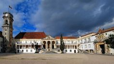 UNESCO World Heritage Portugal University of Coimbra – Alta and Sofia Portugal Attractions, Coimbra Portugal, Tourist Places, Medieval Town, Destin Beach, Spain And Portugal, Most Beautiful Cities, Vacation Spots, Great Places