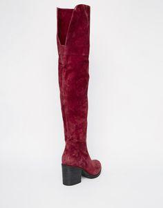 08718624478090 | #STEVE #MADDEN #Damen #Overknee #Boot #´Odina´ #schwarz |  Overknees Stiefel | Pinterest | Steve madden