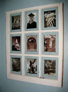old window picture frame.#Repin By:Pinterest++ for iPad#