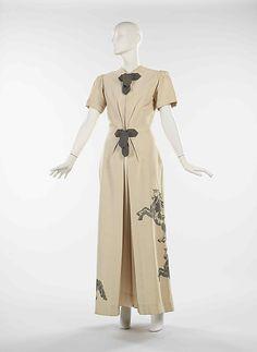 Elizabeth Hawes lounging pajamas 1939