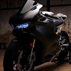 Awesomest way to light a bike
