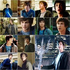 Percy Jackson - Logan Lerman