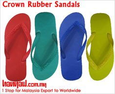 Visit- http://www.hanyaw.com.my/Products/Crown_Rubber_Sandals_CH-812.html