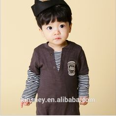 Ks40271bg New Arrival Striped Design Korean Rompers Fashion Newborn Baby Clothes Boy - Buy Newborn Baby Clothes Boy,Baby Boy Rompers,Korean Baby Romper Product on Alibaba.com