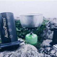 Time for AeroPress adventures over this great weekend!  by @vdrnn    TAG your coffee friend!    Shop NOW: http://ift.tt/1uHcmzT  AeroPress Bundles  @alternativebrewing by originalaeropress