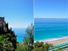 Waking up with a view... holidays... Hotel Punta Est Italy