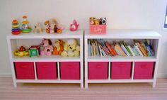 DIY bookshelf (Diy Storage Bookshelf)