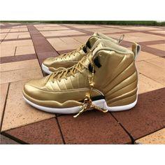 6b4ef161440f Air Jordan 12 Pinnacle Gold from sneakeronfire.us Business Contact  Kik   realyzybay Whatsapp