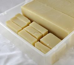 Solid Shampoo Bar Recipe