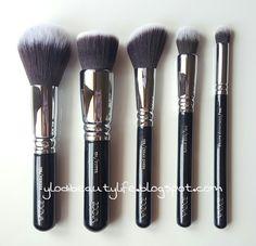 """Prime Vegan Set"" Zoeva Cosmetics Brushes ❤ #zoeva #zoevacosmetics #primeveganset #zoevabrushes #brushes"