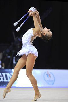 Marina Durunda (Azerbaijan), World Championships 2014