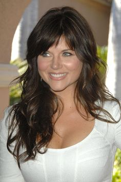 tiffani amber thiessen layered hair - Google Search