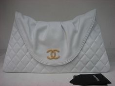 2011 New Arrival Chanel Bag White 223