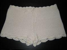 Ravelry: Vintage Crochet Shorts pattern by Sofia Lyxell