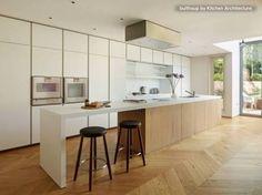 Resultado de imagen para extended island kitchens