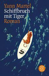 Schiffbruch mit Tiger - Yann Martel war 2002/2003 Samuel Fischer Gastprofessor für Literatur an der Freien Universität Berlin.