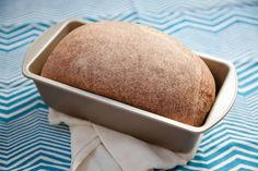 One Degree Organics Sprouted Whole Wheat Bread (made 1 large loaf and 4 small loaves) Wheat Flour Bread Recipe, Thm Bread Recipe, Sprouted Wheat Bread, Whole Wheat Bread, Sprouted Bread Recipe For Bread Machine, Vegan Bread, Vegan Food, Bread Machine Recipes, Flour Recipes