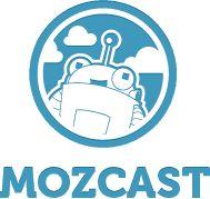 "MozCast gives a ""weather report"" for Google algorithm changes... brilliant!"