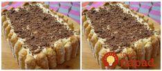 Neprekonateľná torta Diplomat: 3 druhy krému a absolútne fantastická parížska šľahačka Tiramisu, Pie, Baking, Ethnic Recipes, Desserts, Food, Gardening, Torte, Tailgate Desserts