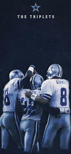 77adde2da Dallas Cowboys ✭ TDCfans.com  dallascowboys  football Emmitt Smith Michael  Irvin Troy Aikman