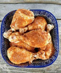 Pałki z kurczaka jak z KFC, 3 Snack Recipes, Snacks, Kfc, Chicken Recipes, French Toast, Food And Drink, Chips, Breakfast, Impreza