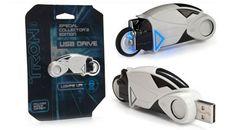 TRON Legacy 8GB Flash Drive