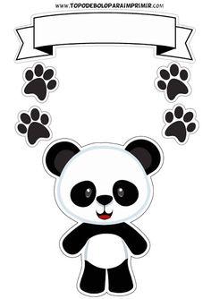topo urso panda