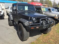 STRUT Jeep Wrangler Truck Conversion   Rides Magazine | Jeep Trucks |  Pinterest | Jeep Wrangler Truck, Jeeps And Jeep Truck