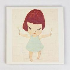 Image result for gypsy girl nara yoshitomo