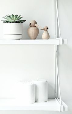 #IKEA Gallo (Gällö) Wall shelf unit Via NordicDays.nl | My Second Hand Life | Kristian Vedel Bird