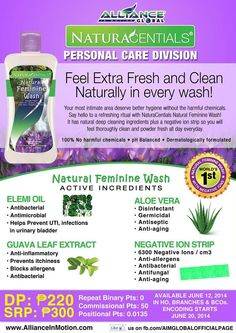 NATURAL FEMININE WASH - Most intimate area deserve better hygiene without the harmful chemicals. It has natural deep cleansing ingredients plus a negative ion strip so you will feel thoroughly clean and powder fresh all day every day. Feminine Wash, Heath Care, Immune System Boosters, Natural Cleaning Products, Natural Products, Natural Foods, Heartburn Relief, Turmeric Health Benefits, Products