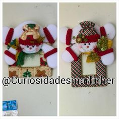 Christmas 2016, Christmas Crafts, Merry Christmas, Xmas, Christmas Ornaments, Snowman Crafts, Tinkerbell, Decoration, Christmas Stockings