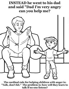 Free Bible Coloring pages (bibleparent) on Pinterest