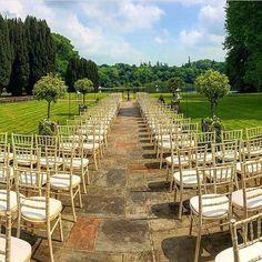Luxury Wedding Venue in Monaghan - Castle Leslie Magical Wedding, Perfect Wedding, Wedding Castle, Castle Weddings, Luxury Wedding Venues, Destination Wedding, Evergreen Landscape, Wedding Designs, Dolores Park