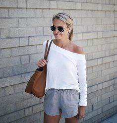 Saturday style -- heading to the shore for one of my bests bachelorette party weekend!! http://liketk.it/2p7h4 @liketoknow.it #liketkit #ltkunder100 #weekendwear #100