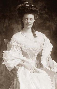 ohosoclassy: Cecilie, alemão Princesa