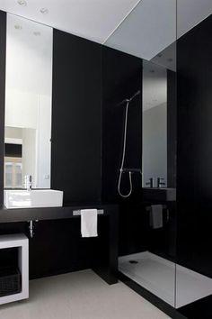 Black And White Bathroom Repinned Www Kiezkicker Hamburg De Dream