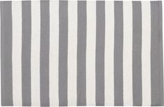Olin Grey 2'x3' Rug in Area Rugs | Crate and Barrel