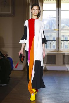 Schiaparelli Fashion Show Couture Collection Spring Summer 2017 in Paris