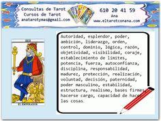 Aprende gratis Tarot: APRENDE TAROT/ EMPERADOR