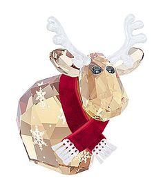 Swarovski Reindeer Mo Limited Edition 2014 #Dillards-so cute!!